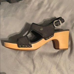 Ugg Wooden Sandals